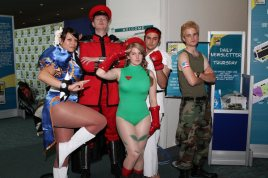 Street Fighter - Bill Watters - SDCC 2012