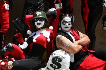 Harley Quinn - SDCC 2012 - Bill Watters
