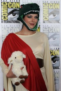 Picture by Bill Watters - SDCC 2012