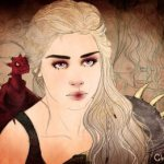 daenerys_targaryen_by_chihyro-d53gd25