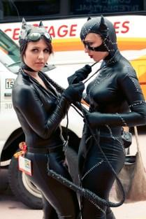 Catwomen - Hayley Sargent - San Diego Comic-Con 2012