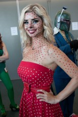 Comic Book Girl - SDCC 2012 - Hayley Sargent