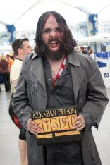Sirius Black - SDCC 2012 - Hayley Sargent