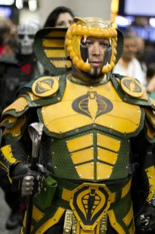 Serpentor - San Diego Shooter - SDCC 2012