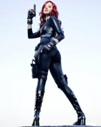 Black Widow - Picture by Bobby Monnerat - Cosplayer: Callie Cosplay
