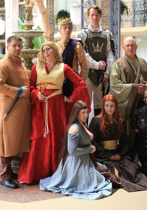 Game of Thrones @ Dragon Con 2012 - Picture by Bill Watters