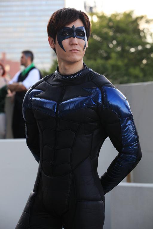 Nightwing @ Dragon Con 2012
