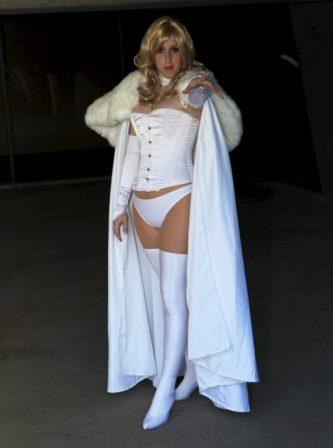 Emma Frost @ Dragon Con 2012