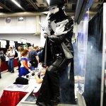 Harlequin (Comic Book) at Montreal Comic Con 2012