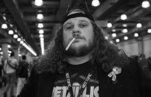 Silent Bob @ New York Comic Con 2012 (NYCC)
