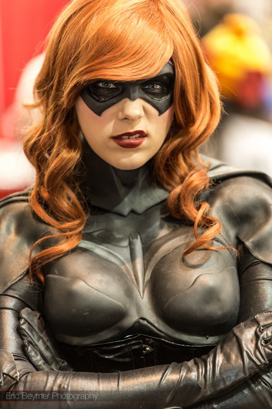 Batgirl @ Las Vegas Comic Expo 2012 – Picture by Eric Beymer