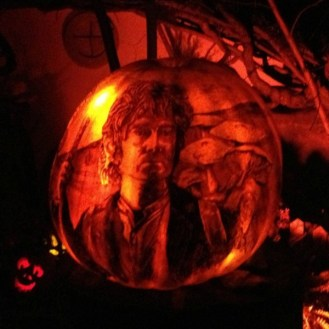 The Most Amazing Geek-o'-Lanterns You'll See All Week