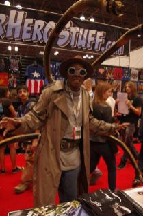 Doctor Octopus - New York Comic Con 2012 - Picture by Aggressive Comix