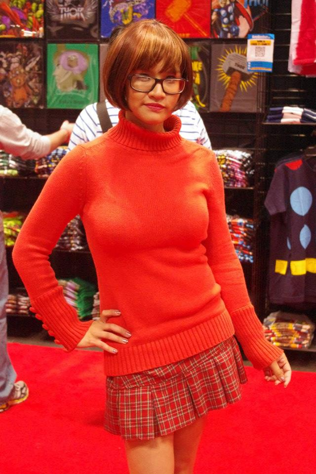 Velma Dinkley - New York Comic Con 2012 - Picture by Aggressive Comix