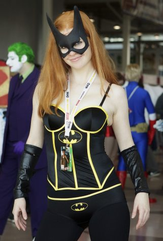 Batgirl @ New York Comic Con 2012 (NYCC)