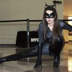 Catwoman @ New York Comic Con 2012 (NYCC)