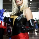 Ms. Marvel @ New York Comic Con 2012 (NYCC)