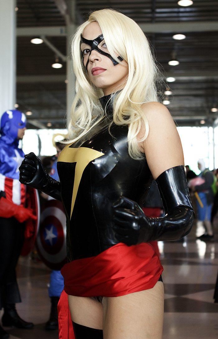 Ms. Marvel @ New York Comic Con 2012 (NYCC)