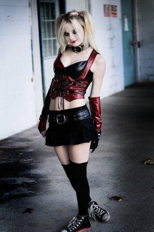Alexa Karii Harley Quinn 1