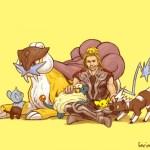 Avengers Pokemon – Thor
