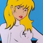 Dr Sonic  - Sue Storm
