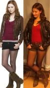 Cheryl A. as Amy Pond