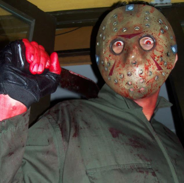 Ronald G. as Jason