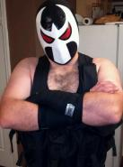 Shad S. as Bane