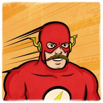 Superstaches – The Flash