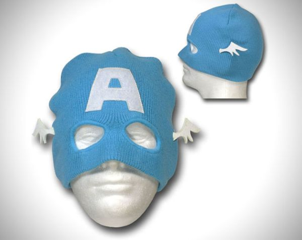 Captain-America-Beanie