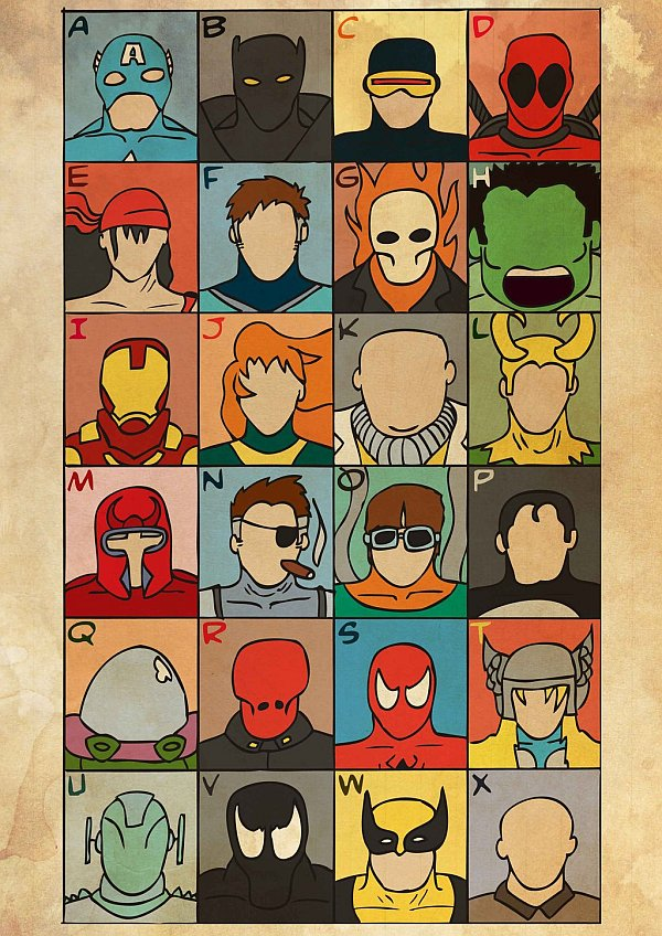 marvel-alphabet-1