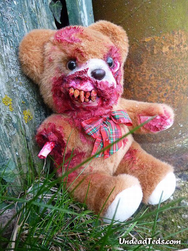 undead teddy bears 1