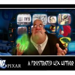 Pixar Lex Luthor