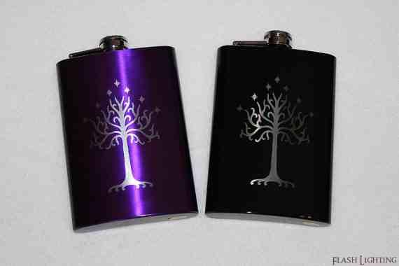 LoTR Tree of Gondor Flask