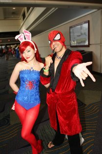 Bachelor Spider-Man - MegaCon 2013 - Submitted by Adam S.