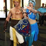 Link and Navi - MegaCon 2013 - Picture Submitted by Adam S.