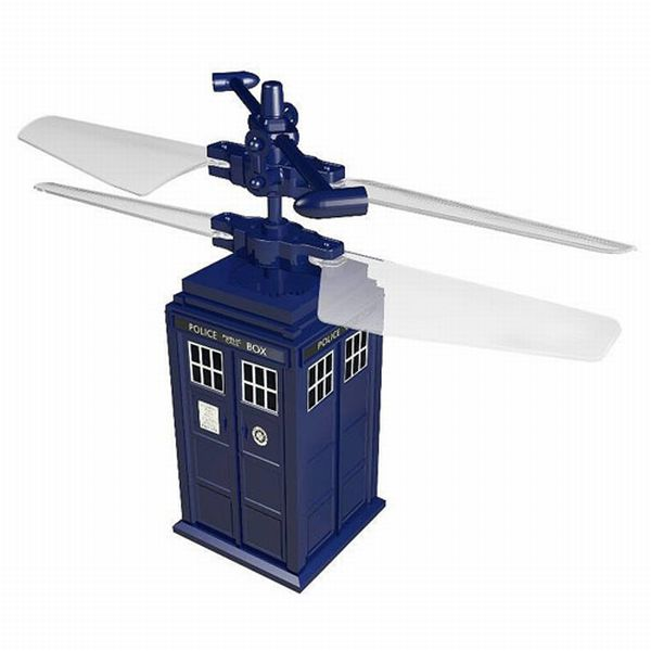 TARDIS Helicopter