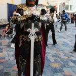 Ganon - Picture by Pat Loika - WonderCon 2013