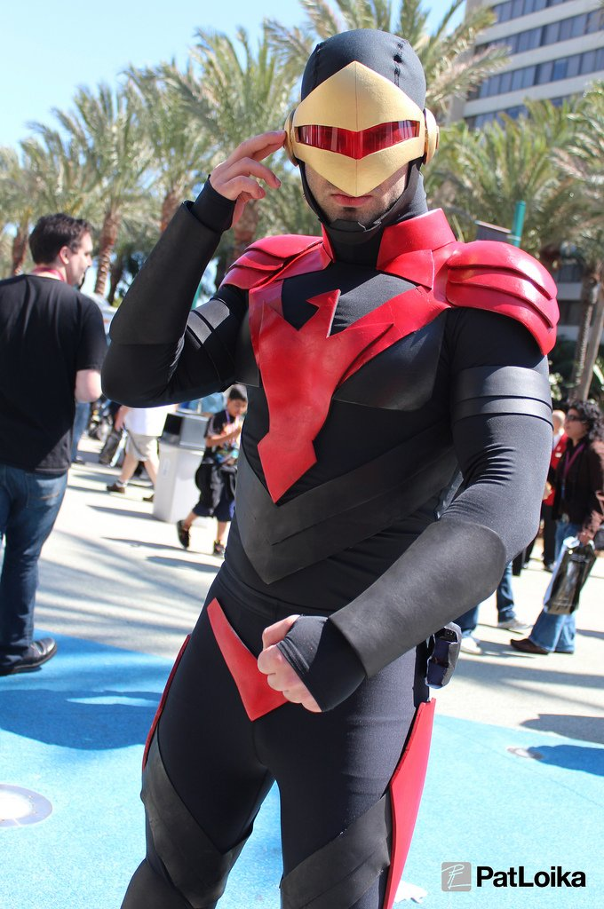 Picture by Pat Loika - WonderCon 2013