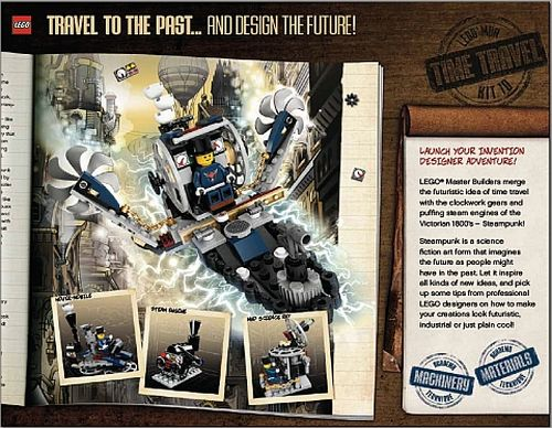 LEGO-Master-Builder-Academy-Level-4-Steampunk