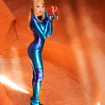 Zero Suit Samus – Photo by Anna Fischer – Model: Vampy Bit Me [Pic]