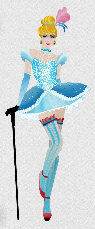 cinderella burlesque