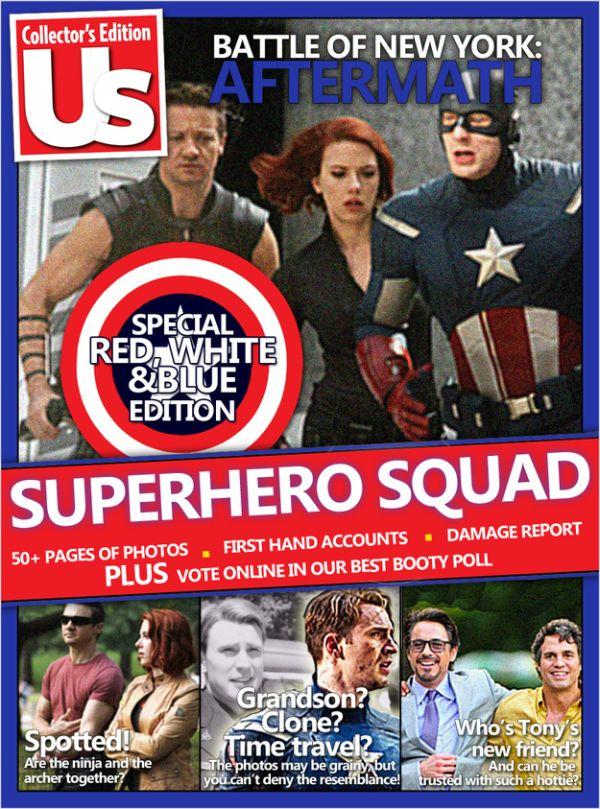 real heroes mag 6