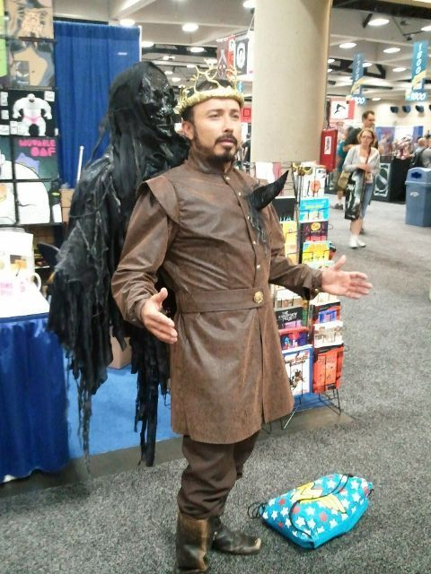 The Ultimate Renly Baratheon Cosplay (GOT) [Picture]