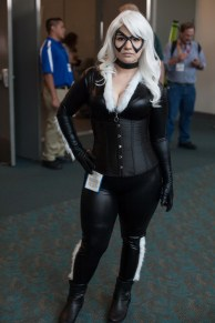 Black Cat - San Diego Comic-Con (SDCC) 2013 (Day 1)