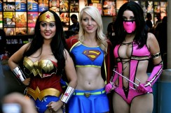 Cosplay Ladies - Photography: Christopher Frier Brown