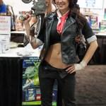 Female Booker (Bioshock Infinite) - San Diego Comic-Con (SDCC) 2013 (Day 1)