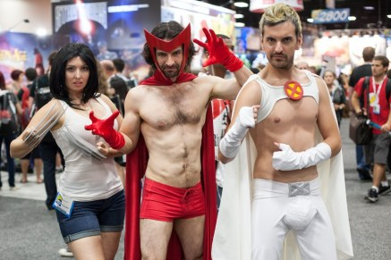 Gender Bending Superheroes - San Diego Comic-Con (SDCC) 2013 (Day 1)