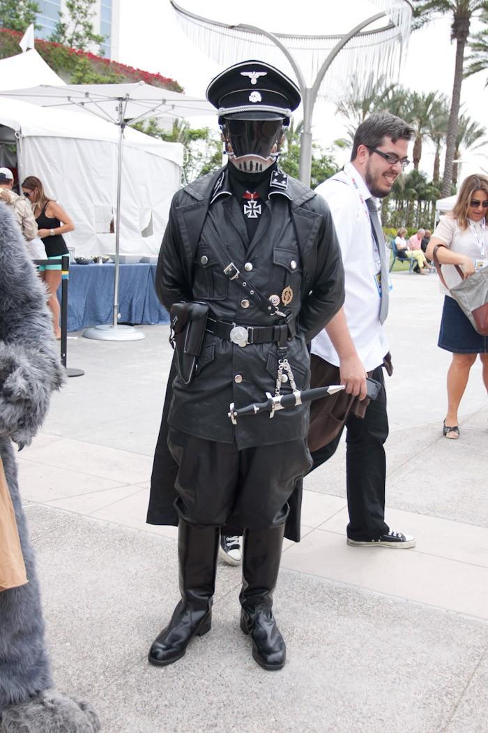 Karl Ruprecht Kroenen (Hellboy) - San Diego Comic-Con (SDCC) 2013 (Day 3)
