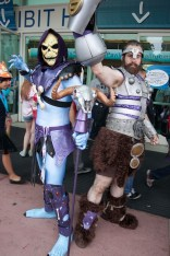 Masters of the Universe - San Diego Comic-Con (SDCC) 2013 (Day 4)